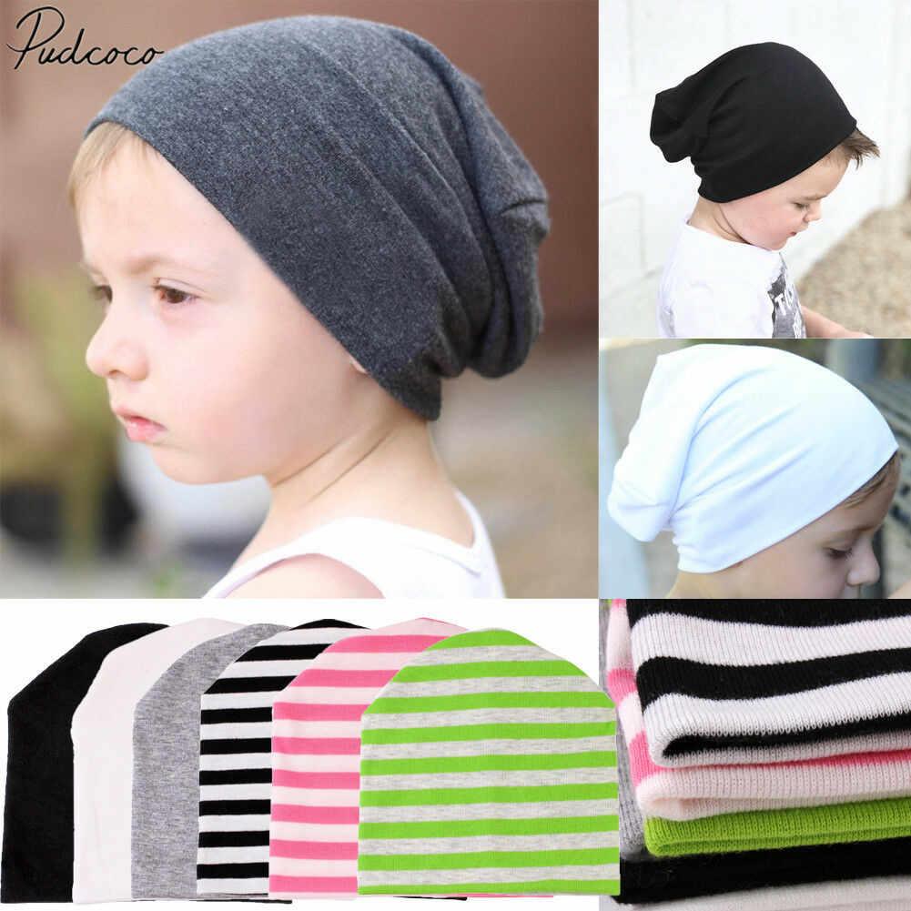 2019 akcesoria dla dzieci niemowlę dzieci chłopiec dziewczyna ciepła dzianina bawełniana czapka szydełka Slouch Beanie Cap dzieci prezent hurtownie 6 M-3 T