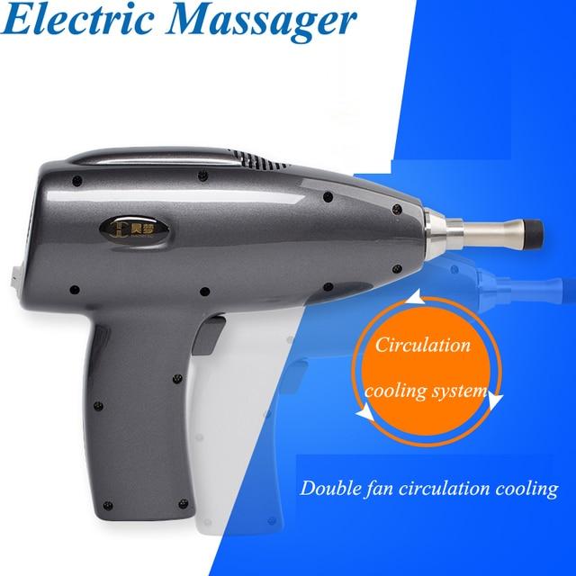 Chiropractic Bone Gun Frequency Conversion Orthopedic Tool Chiropractic Instrument Activator Orthopedic Gun KXT009
