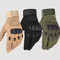 3 Colors Outdoor Sports Half Finger Gloves Bike Bicycle Riding Cycling Men Glove Motorcycle Gloves