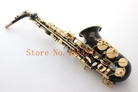 French Selmer 54 Eb Flat Alto Saxophone Top Musical Instrument Saxe ALL Wear Resistant Black Nickel