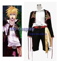 Anime Vocaloid Cosplay Lin Male Cosplay Costume Halloween Costumes Party Costumes Freeshipping