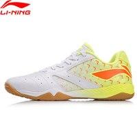 Li Ning Для женщин AURORA Обувь для настольного тенниса национальная спонсором команды внутри носимые профессиональные кроссовки спортивная обу