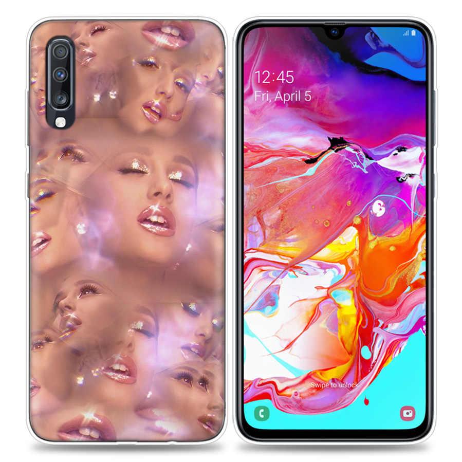 Bao Ốp Lưng dành cho Samsung Galaxy Samsung Galaxy Điện Thoại Di Động A50 A70 A30 A20 J4 J6 J8 A6 A8 M30 A7 Plus 2018 note 8 9 Cô Gái Không Gian Garota Coque J6Plu