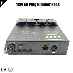 Image 1 - Цифровая технологическая матрица ЦП, 4 канала, 1 кВт, DMX, диммер, задний контроллер, диммируемая упаковка, сценический светильник, приспособления