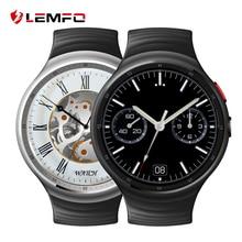 LEMFO LES1 Reloj inteligente Android 5.1 OS  GPS WIFI  Reloj inteligente con 1GB+16GB Rastreador de ejercicios