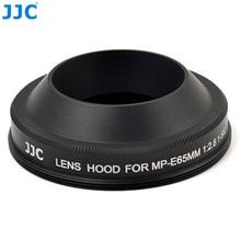 Бленда для объектива JJC, для CANON, объектив 65 мм, f/2,8, 1 5x, для макросъемки, замена фото, аксессуары для камеры CANON, для CANON, для камеры, для CANON, для CANON, для камеры, с возможностью установки на объектив, с возможностью установки в виде камеры, на устройство, с возможностью установки на Объективы на устройство, на объективы с.