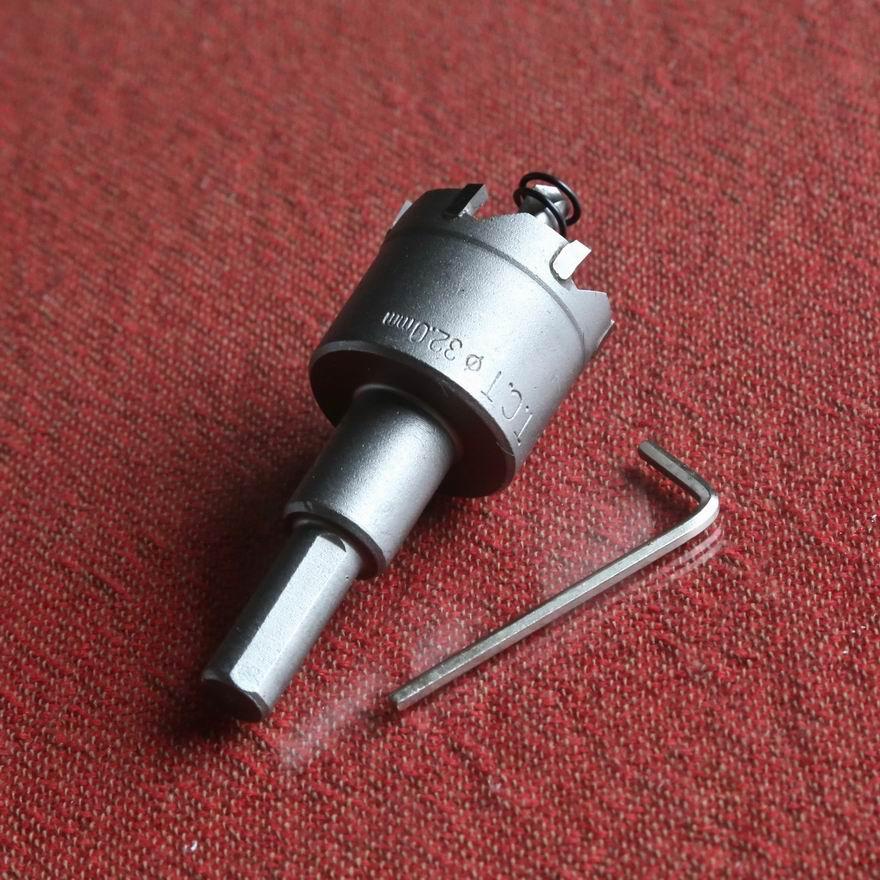 1PC átmérőjű, 24-60 mm-es tartományú TCT acél - Fúrófej - Fénykép 6