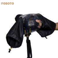 Fosoto Photo Professional Digital SLR Camera Cover Waterproof Rainproof Rain Soft Bag For Canon Nikon Pendax