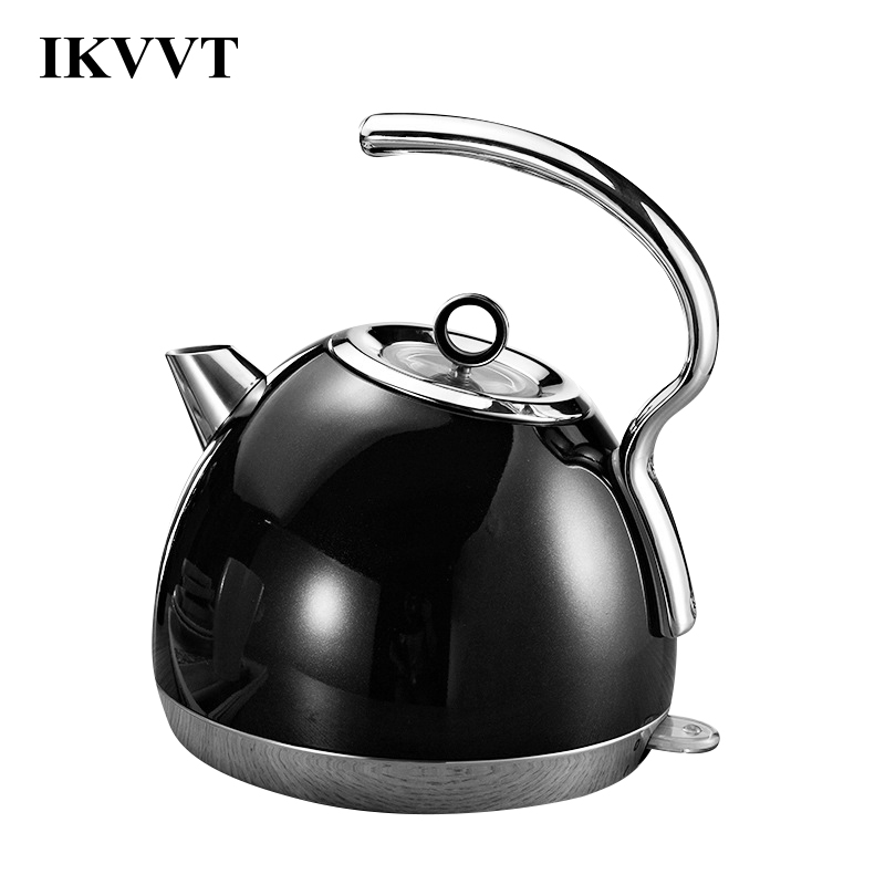 Sraintech 1800W Stainless Steel Electric Kettle 1.8L Nice Design #304 Food Grade Electric Kettle heating water in 5 minutes 1kg l methionine food grade 99% l methionine
