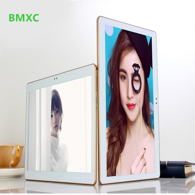 BMXC Original 10 inch 3G WCDMA smartphone Android 7.0 Tablet pc 1GB RAM 16GB ROM 1280*800 IPS WIFI bluetooth GPS tablets 7 8 9 s6 5 ips hd mtk6589 smartphone 1gb 16gb 13 0mp android 4 2 3g gps