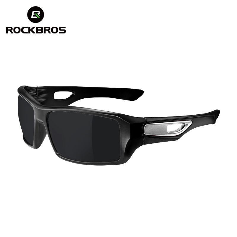 ROCKBROS Cycling Eyewear Bike Polarized Glasses Riding Protection Bicycle Goggles Driving Outdoor Sports Sunglasses 4 Colors