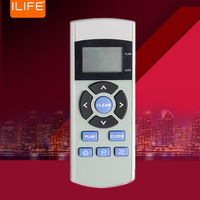 1 Pcs Remote Control For Chuwi Ilife V5 Ilife V5 Pro Intelligent Robotic Vacuum Cleaner