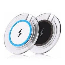 Chargeur sans fil DASENLON, chargeur sans fil universel à chargeur rapide pour tous les téléphones compatibles avec la charge sans fil
