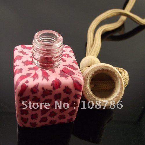 10pcs/lot Free Shipping Perfume Base, Scent Bottle,Auto Perfume,Perfume bottle Colorful Design Scent Bottle