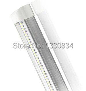 SMD3528 T5 Tube Super luminosité/1.2 m 196 leds 18 W blanc chaud/Tube clair