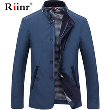 High Quality Men's Jackets 2019 Men New Casual Jacket Coats Spring Regular Slim Jacket Coat for Male Wholesale Plus Size L-3XL(China)