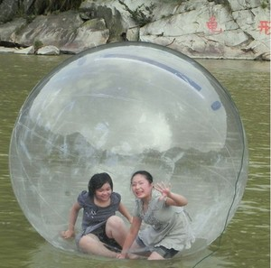 Image 5 - JIA INF Limited edition water walking ball water toys dance ball transparent ball