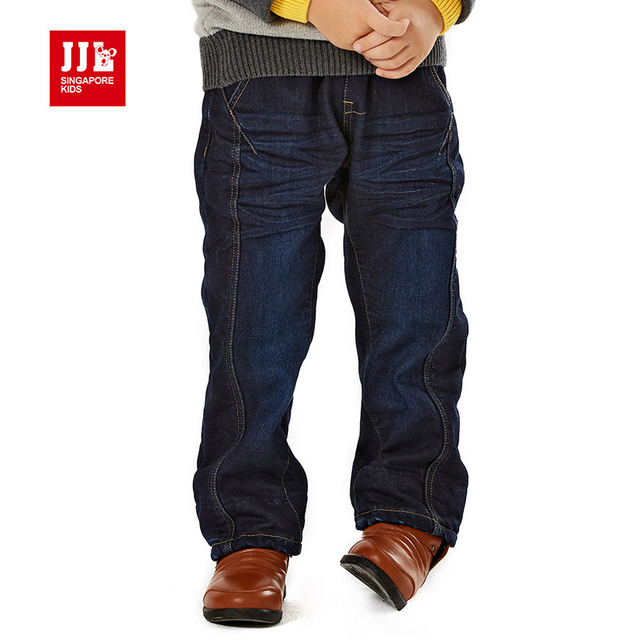 boys pants winter kids jeans solid children ripped jeans baby jeans robocar poli kids clothes boy clothing fashion brand
