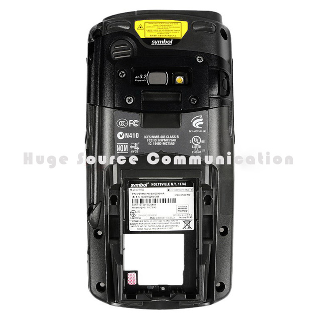 Oem Symbol Mc75a0 Rear Housing 2d Used B Stock In Mobile Phone