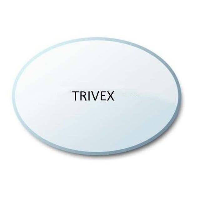 fc2d2f7fd94 placeholder 1.558 Ultra Tough Trivex Anti-impactive Rx lenses eyeglasses  for myopia hyperopia presbyopia