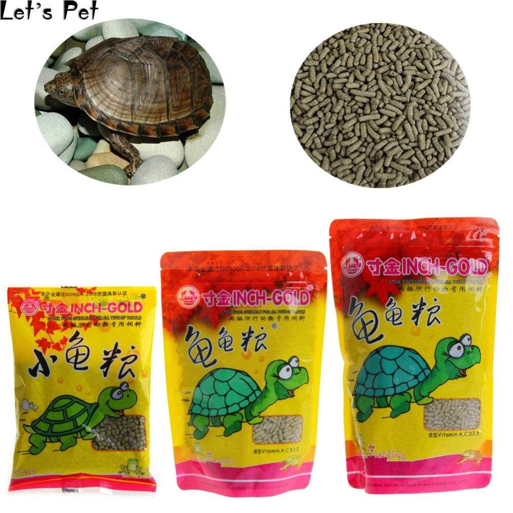 Let's Pet Aquarium Fish Tank Aquatic Turtle Food Sticks Feed Stuff For All Type Of Turtles