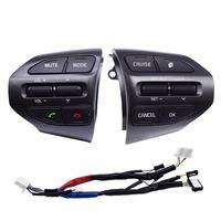 2018 High Quality Multi functional Steering Wheel Modified Bluetooth Button For Kia k5 Dropship 8.23