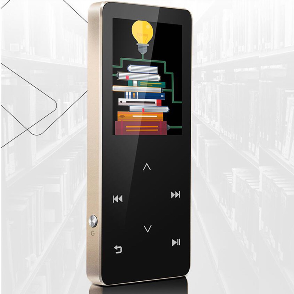 Unterhaltungselektronik Hifi Verlustfreie Bluetooth 4,0 Mp3 Player Recorder Fm Video E-book 8 Gb Radio Sport Drahtlose Musik-player üBereinstimmung In Farbe Hifi-geräte