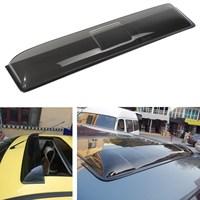 35.4x5.9 Bloco de Acrílico Clarabóia Ensolarado Chuva Teto Solar Do Carro Para A Série de Honda-Toyota Corolla