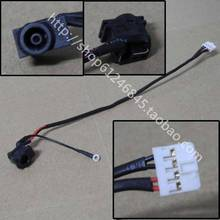 Free shipping For Samsung SAMSUNG N120 N128 N130 notebook motherboard power connector with thread