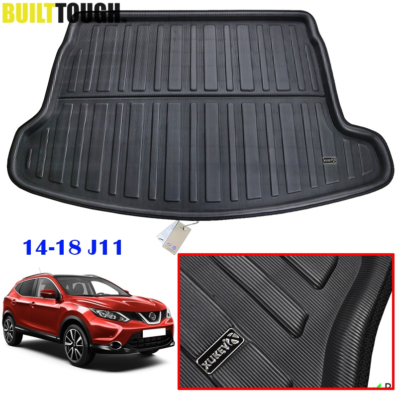 Kaitian Car Boot Mat Car Mat Carpet Cargo Liner Cargo Mat Trunk Liner Tray Floor Mat Cargo Liner for Nissan Altima 2008 2009 2010 2011 2012