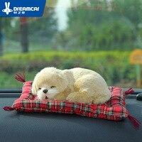 Dog Bamboo Charcoal Dog Decoration Bamboo Charcoal Bag Car Doll Activated Carbon Nano Formaldehyde Flavor Car Air Freshener