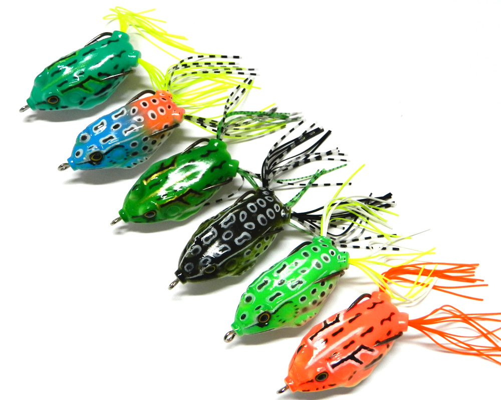 Fishing lures frogs for Frogs for fishing