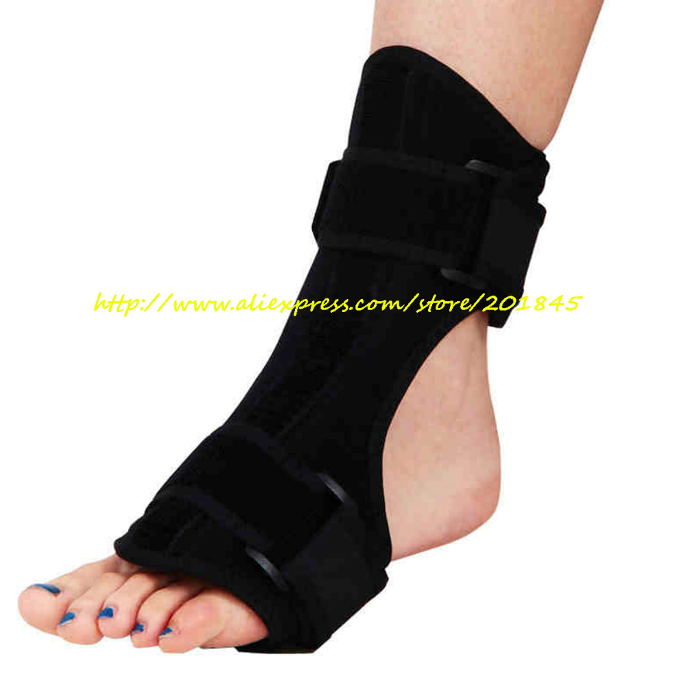 Drop foot orthosis foot support braces ankle foot orthosis hemiplegia ankle orthosis rehabilitation material hand wrist orthosis separate finger flex spasm extension board splint apoplexy hemiplegia right left men women