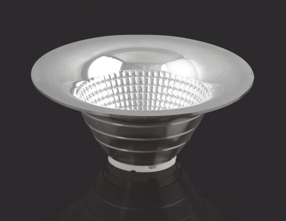 #GJXK-103 High quality COB Reflective Cup, Size:103X48mm, 60 degree, Clean Surface, PC Materials, Aluminum Coating