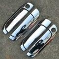 Para KIA RIO 2005 2006 2007 2008 2009 2010 2011Car Capa Maçaneta da porta Exterior Acessórios Modificação Decoração Do Carro Acessórios