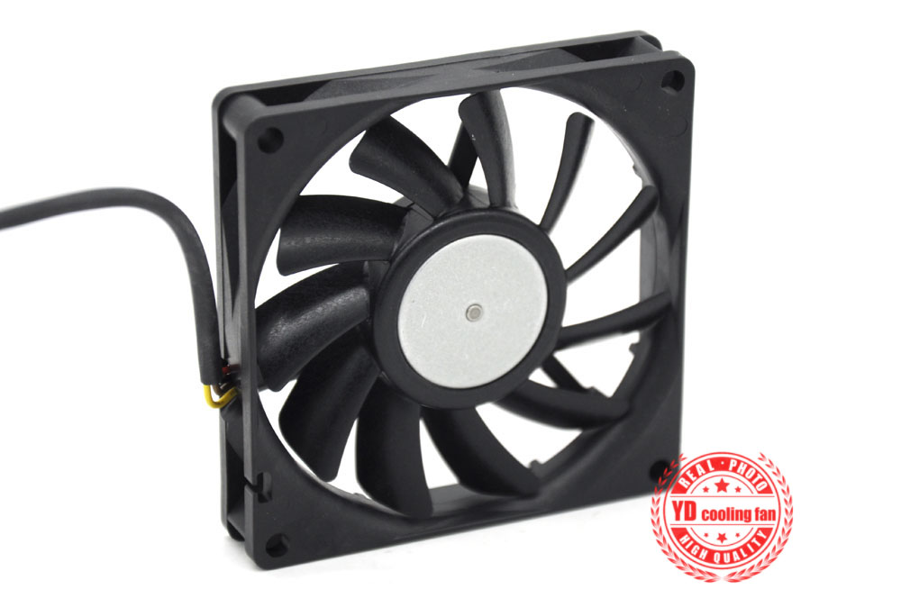 NEW SANYO DENKI SAN ACE 8CM 4PIN 8015 PWM 9PH0812P7S04 slim cooling fan
