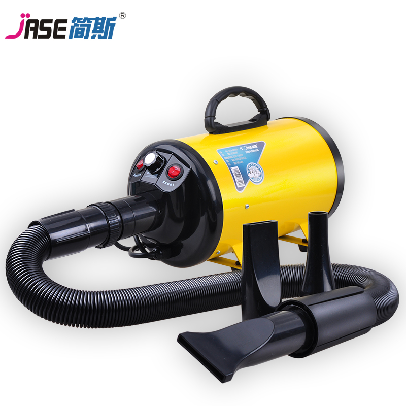 Pet Dog Hair Dryer Pets Used High Power Mute Blowing Machine Large Dog Blowing Artifacts with Free Shipping dryer pet dog professional hair dryer ultra quiet high power stepless regulation of the speed drying machine 2400 w