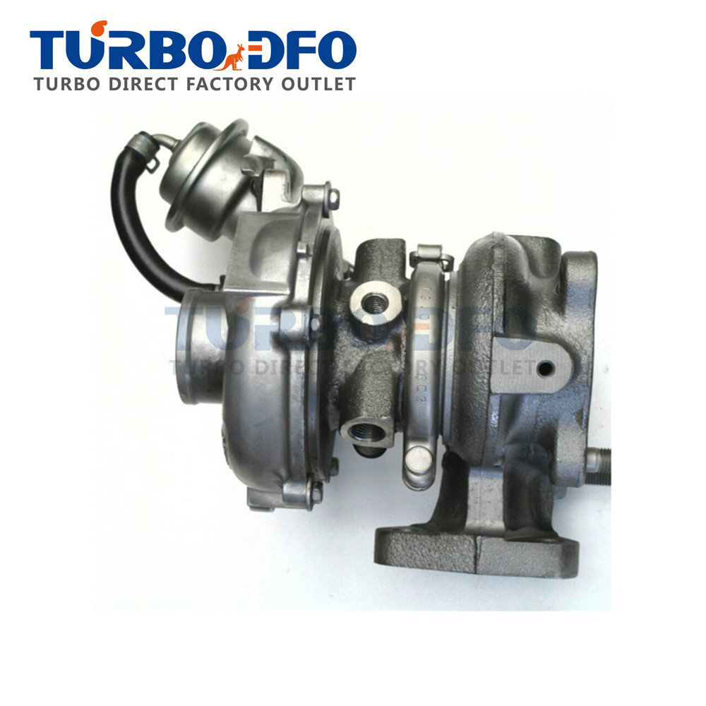 Balanced New Turbocharger VT10 Complete Turbo 1515A029 For Mitsubishi L200 2.5 TD 4D5CDI 133 HP VA420088 VB420088 VC420088