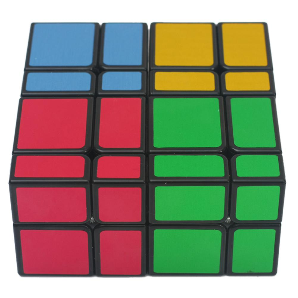 LeadingStar 2x2 Magic Cube Irregular Deformation Intellectual Development Speed Puzzle Cubes Educational Toys for Children zk30