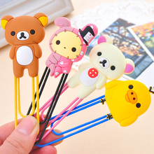 1 Pcs Cute Cartoon Animals Paper Clip Bookmark Promotional Gift Stationery School Office Supply Escolar Papelaria
