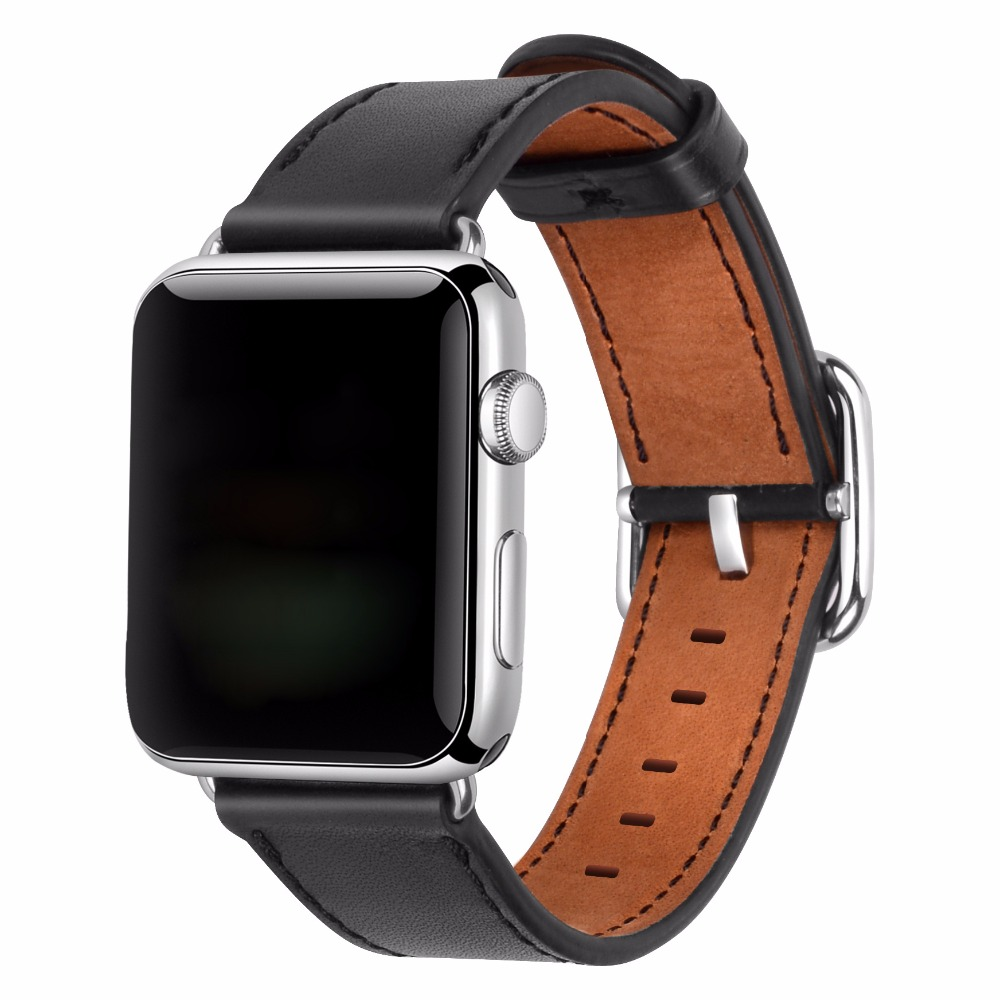 XG426 Apple Watch Band 38mm Women 42mm Genuine Leather