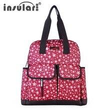 Large Capacity Baby Bag Travel Backpack Nursing Bag for Baby Care for Fashion Mom Nursing Bag for Baby Care