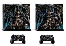 Skeleton 269 PS4 Skin PS4 Sticker