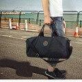 Marca das mulheres dos homens sacos de viagem saco do mensageiro duffle mochilas bolsas de viagem da lona balde saco de noite WXSY01249