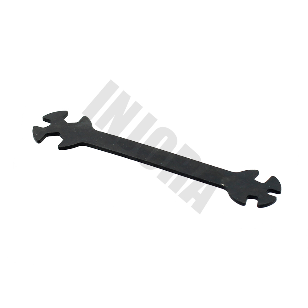 RC Car Wrench Tool For 3 / 4 / 5 / 5.5 / 7 / 8MM Nuts For Traxxas HSP HPI Tamiya 1/10 1/8 RC Car Repair Tool