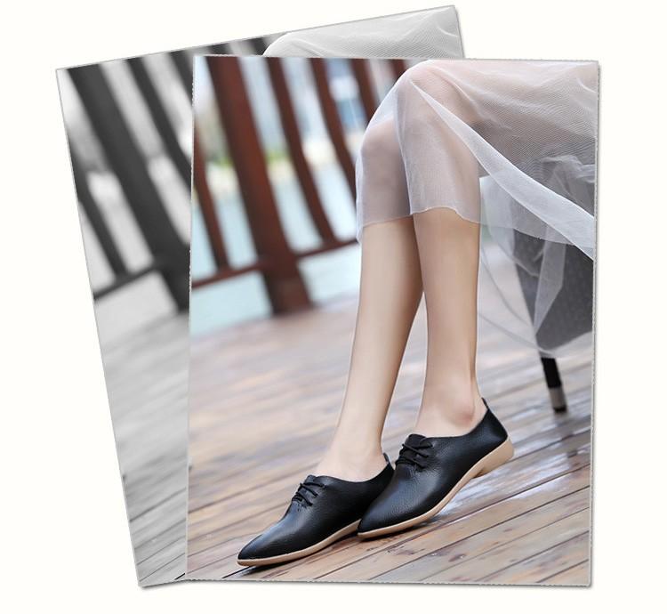 XY 929 (14) women flat shoes