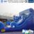 Delfín Gigante Tobogán Inflable Para Juegos Deportivos