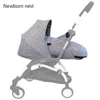Baby Kinderwagen Geburt Nest Neugeborenen Schlafsack Kinderwagen Zubehör Für Babyzen yoyo + Yoya Babytime Wagen Winter Korb