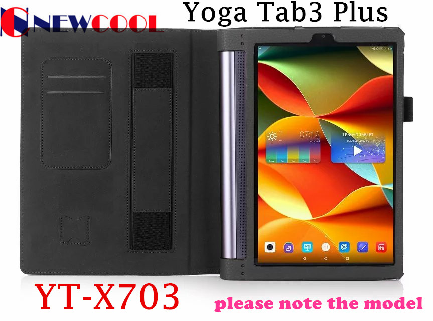 Aliexpress.com : Buy 2016 NEW YOGA Tab3 plus Flip Cover ...
