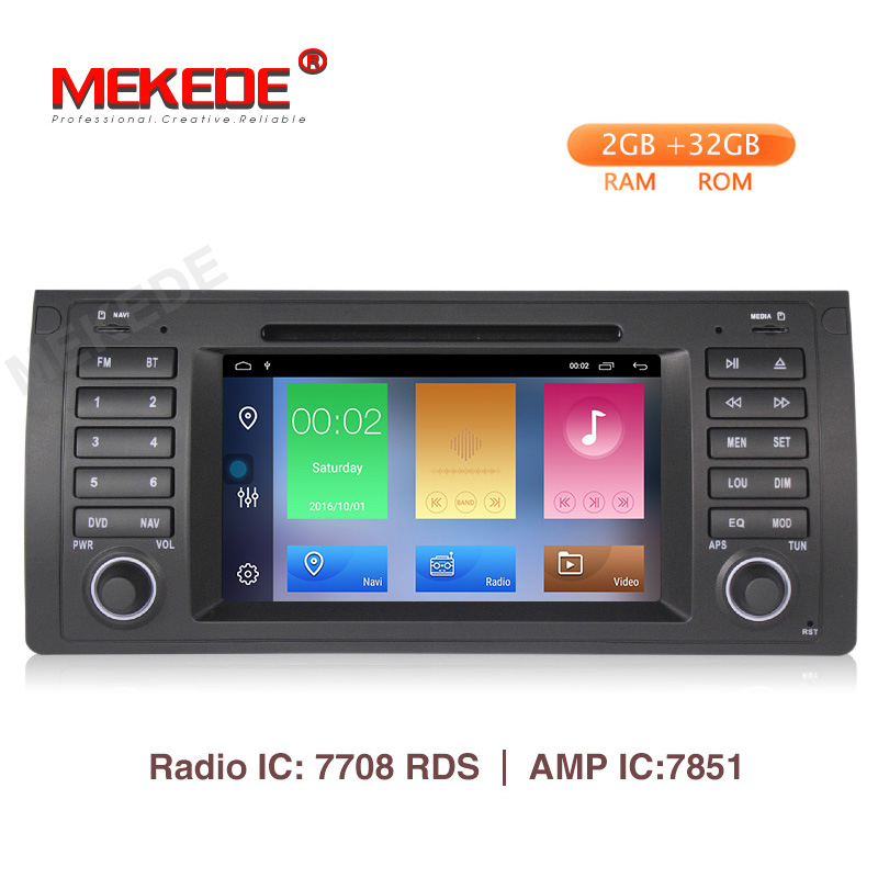 HD 1024X600 2G Android 9.1 1 din Car DVD player for bmw e53 E39 X5 With GPS Bluetooth Radio RDS USB SD Steering wheel control HD 1024X600 2G Android 9.1 1 din Car DVD player for bmw e53 E39 X5 With GPS Bluetooth Radio RDS USB SD Steering wheel control